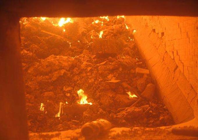 锅炉飞灰学研热能