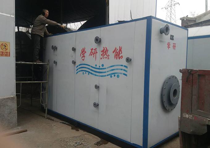 燃气热能机