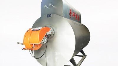 学研燃气蒸汽热能机与蒸汽锅炉有什么区别?