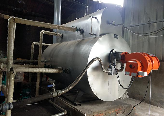燃气蒸汽锅炉
