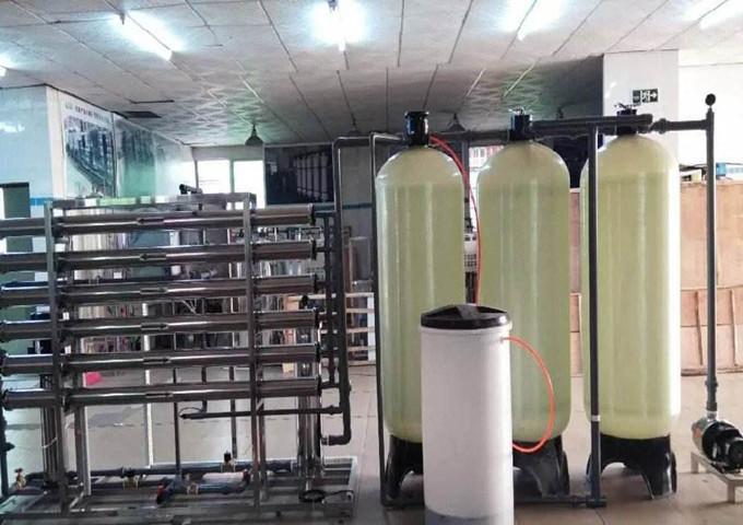 锅炉水处理 学研热能