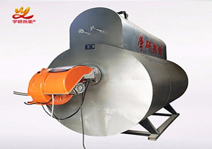 学研燃气蒸汽热能机