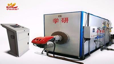 锅炉启动过程中如何控制汽包水位?郑州学研热能