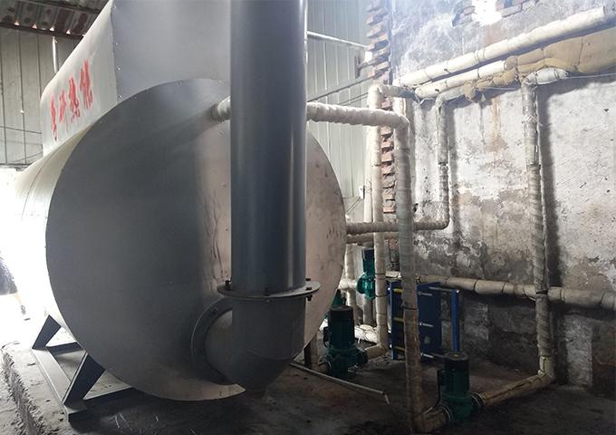 工业蒸汽锅炉