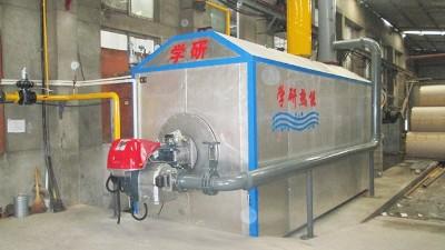 学研蒸汽热能机的五大超强优势,别再抓着蒸汽锅炉不放了