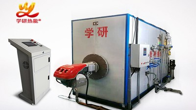 锅炉制软水设备是怎么制备的?学研燃气热能机来解惑