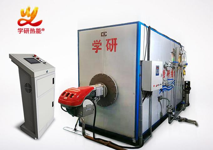 燃气常压热水热能机