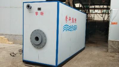 一台燃气蒸汽锅炉都由啥组成,蒸汽热能机来揭晓