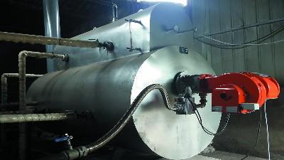 燃气锅炉为什么会被广泛应用,两大理由,学研燃气热能机