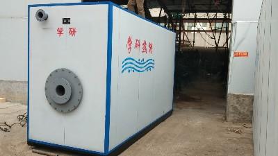 燃气锅炉有什么优点,为啥供暖都找燃气锅炉?学研燃气热能机