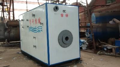 新的锅炉为啥要水压试验,直接使用隐患大,学研燃气蒸汽热能机