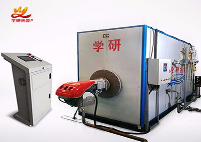 燃气热能机,工业供暖热能机