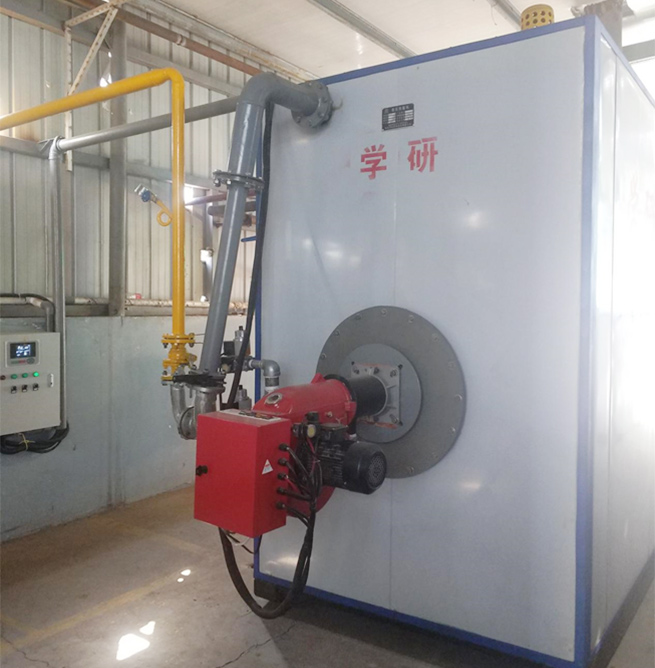 焦作沁阳超威电池厂-学研热能客户案例