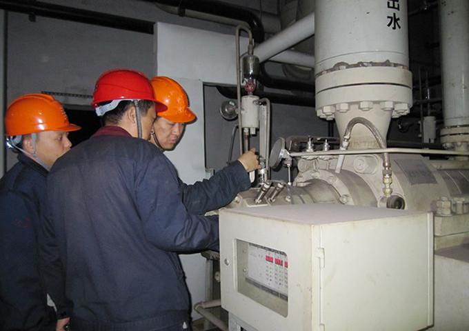 造纸厂专用学研燃气锅炉