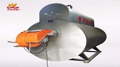 循环流化床锅炉熄火后应如何处理?学研燃气锅炉告诉您