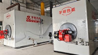云南源天生物集团WHZ-6-Q、WHZ-10-Q燃气蒸汽热能机项目