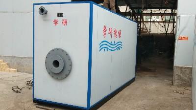 燃气蒸汽锅炉产生的蒸汽如何更有效的利用?