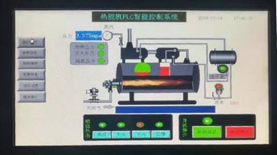 燃气锅炉在医药制药行业的应用,免检的热能机更方便!