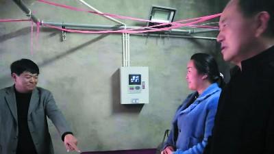 学研热能15天客户回访案例——郑州新郑蓝天浴池篇