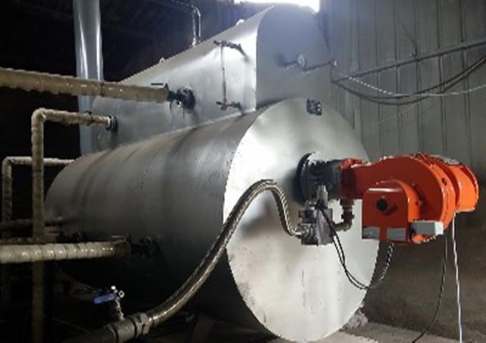 燃气热能机,蒸汽热能机