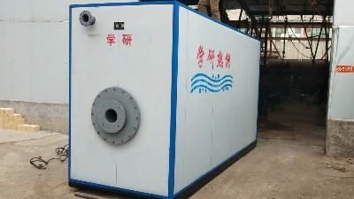 学研热能为您浅析洗涤厂家对燃气锅炉怎么进行选择,哪家好?
