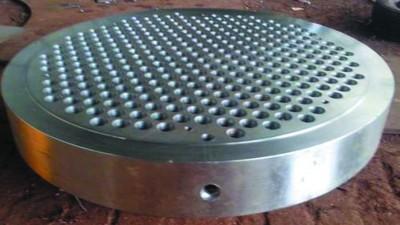 锅炉管板损坏有啥修理方法?学研热能告诉您