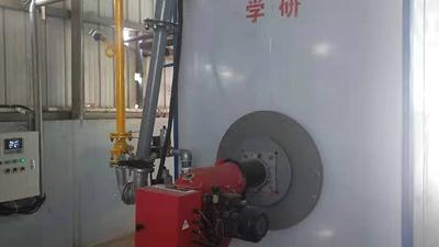 学研热能浅析蒸汽锅炉安全阀门漏气的原因