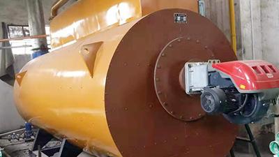 学研热能浅析蒸汽锅炉使用前需进行暖管
