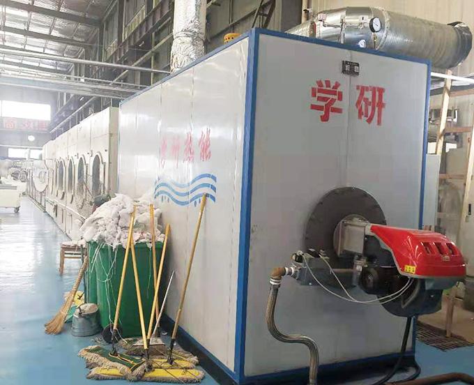 学研热能解析停止使用蒸汽锅炉后的保养工作