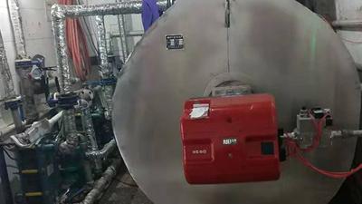 燃气蒸汽锅炉如何除垢?学研热能来告诉您