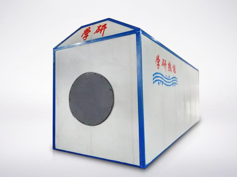 生物质蒸汽热能机